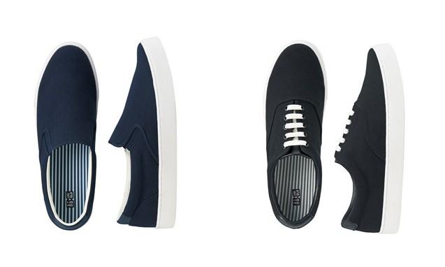 UNIQLO 推出 2015 春夏帆布休闲鞋款