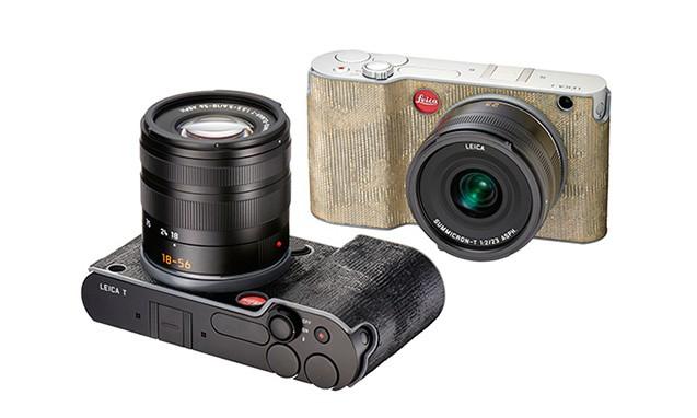 西阵织 x Leica T 限定套装