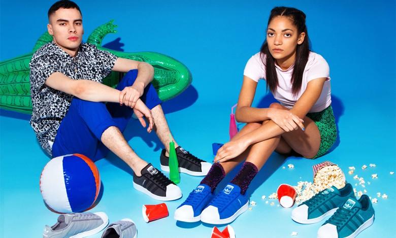 adidas Originals Superstar Canvas「Festival」别注系列