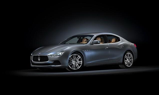 Ermenegildo Zegna x Maserati Ghibli S Q4 特别版概念车发布