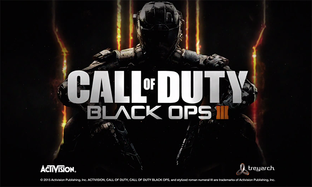 Call of Duty®: Black Ops III 正式公布