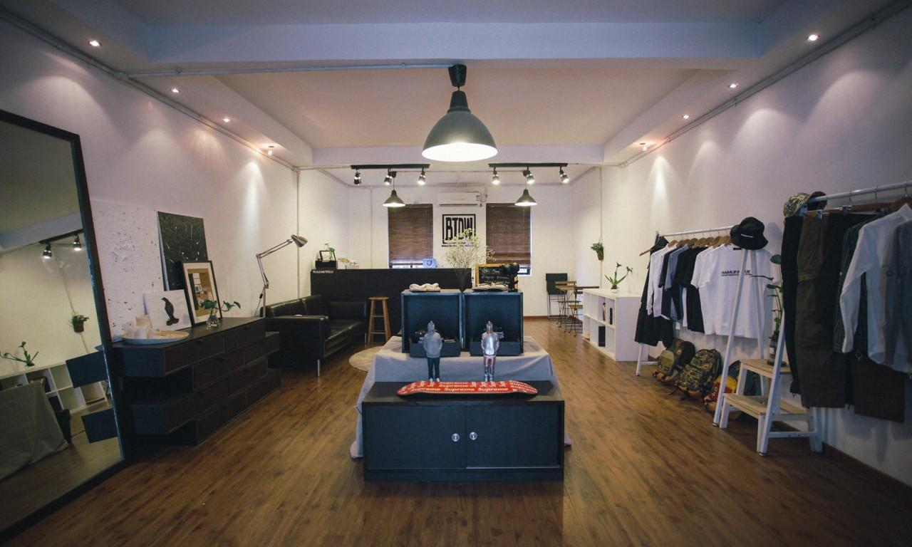 周年纪念,ROARINGWILD 实体店铺开业及周年产品发售