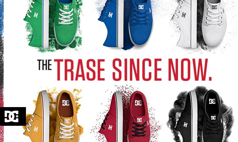 你是什么色?DC TRASE 夏季炫彩上市