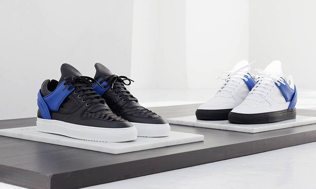 "Filling Pieces Low Top Transformed 鞋款 "" Adolescence "" 配色系列"