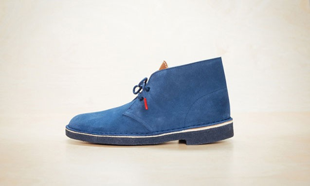 Herschel Supply Co. x Clarks Originals 2015 春夏联名鞋款
