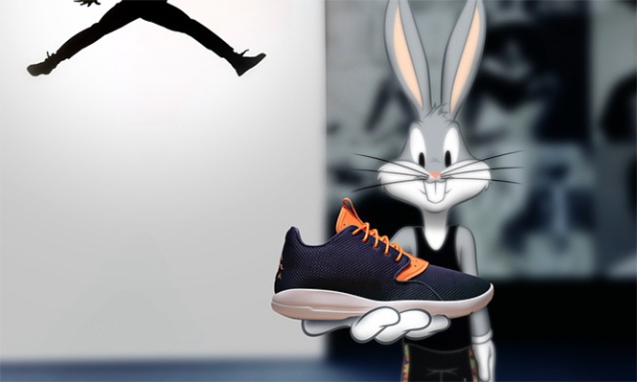 "Jordan Brand 推出 Jordan Eclipse ""Hare"" 鞋款"