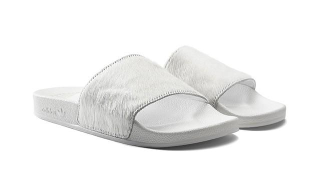 mi adilette 再添新花样,adidas Originals 2015 春夏定制鞋款