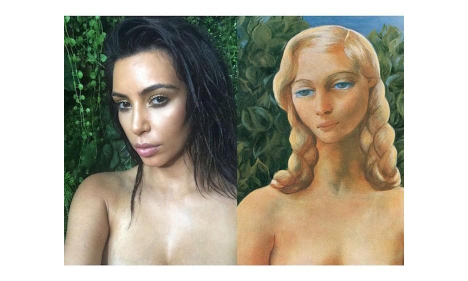 自拍真的是门艺术,看看 Kim Kardashian 是怎样做到的