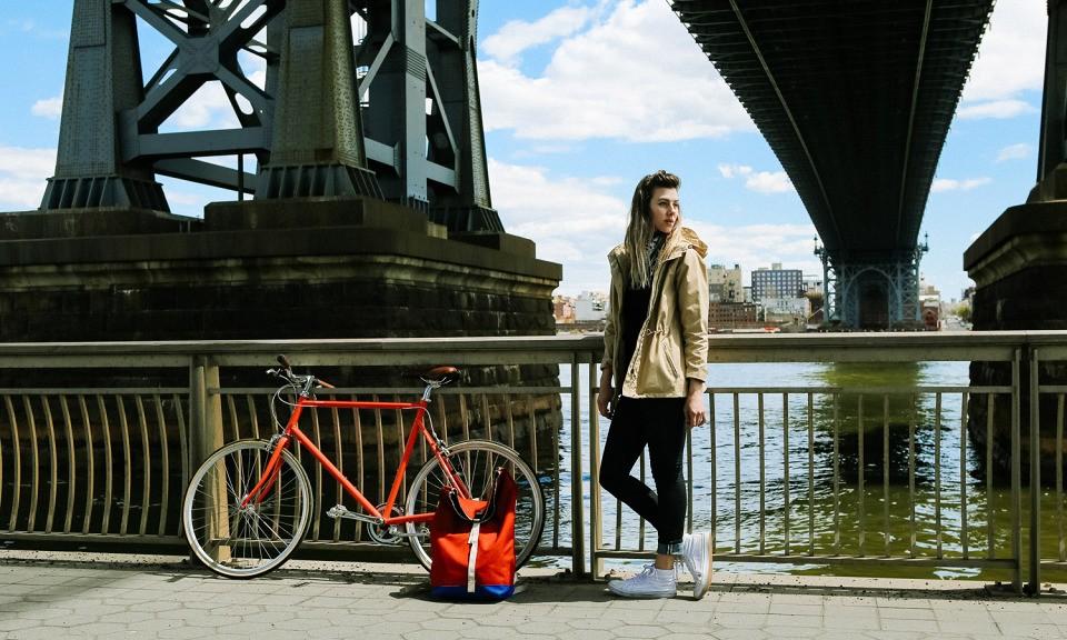 Levi's Commuter 2015 春夏系列「New York」造型特辑