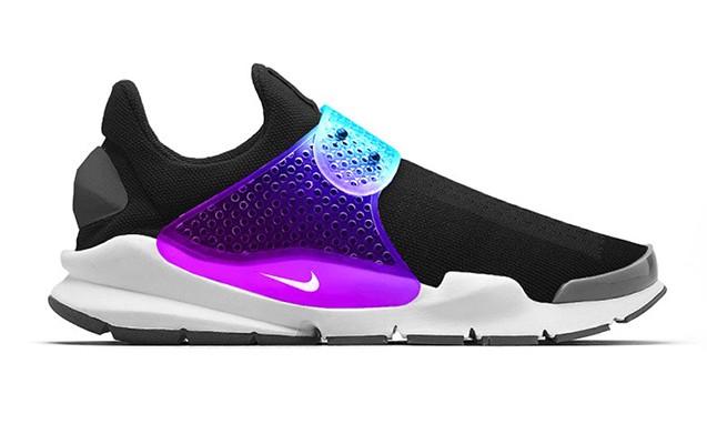 """Nike Sock Dart """"Black Grape"""" 新配色"""