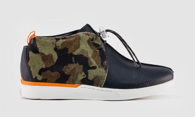 """UBIQ x Clarks Traxter """" Urban Explorer """" 联名鞋款发布"""