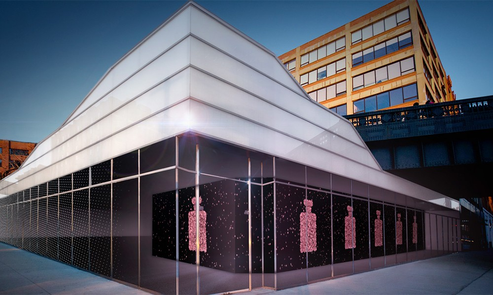 """Chanel """"No. 5 in a New Light"""" 纽约 Pop-Up Store 开幕"""