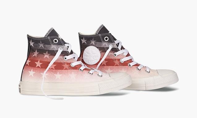 """Converse 发布 2015 款 """" Americana """" 美国国旗系列"""