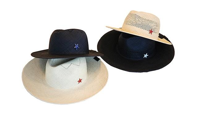 WACKO MARIA × B 印 YOSHIDA 联名巴拿马帽款