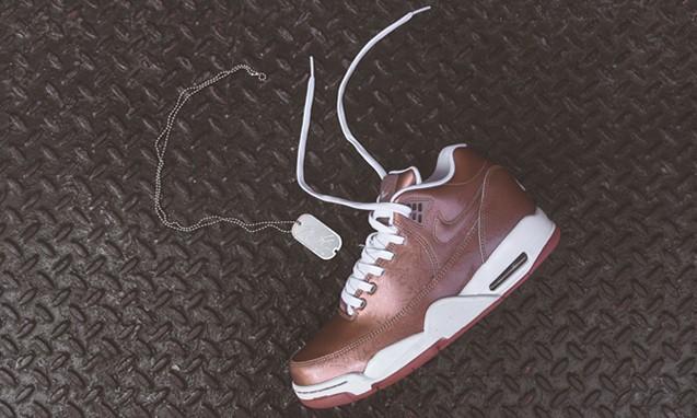 "Nike Air Flight Squad ""Copper"" 鞋款"