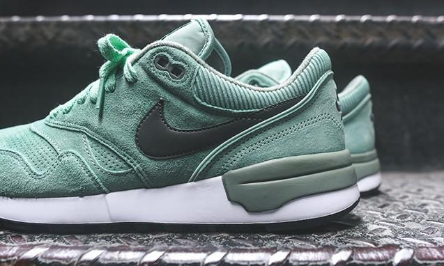 "Nike Air Odyssey ""Enamel Green"" 鞋款"