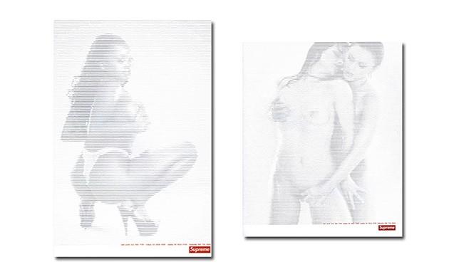 《FADER》1999 – 2001:Supreme 等街头品牌复古广告回顾