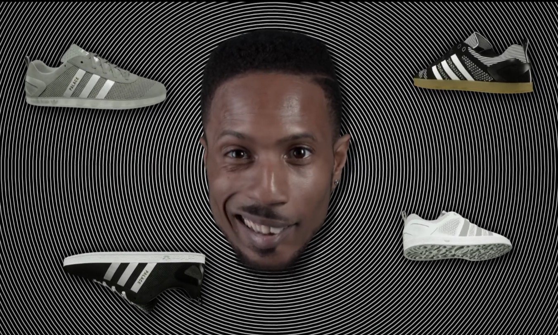 Palace Skateboards x adidas Originals 联名系列鞋款宣传影片