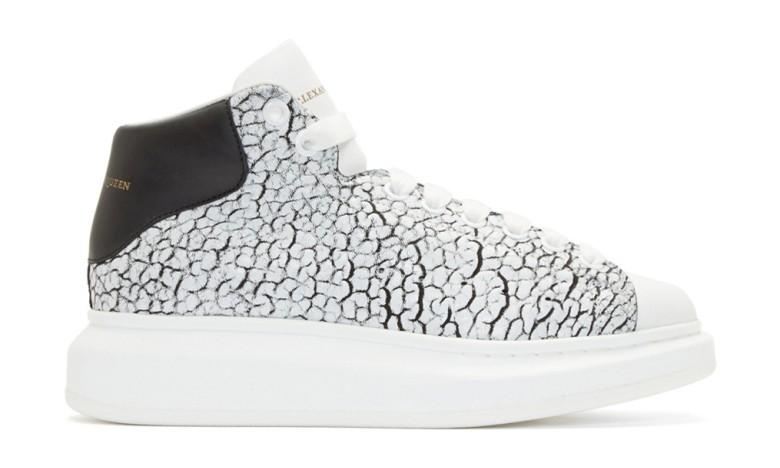 Alexander McQueen 2015 夏季鞋款