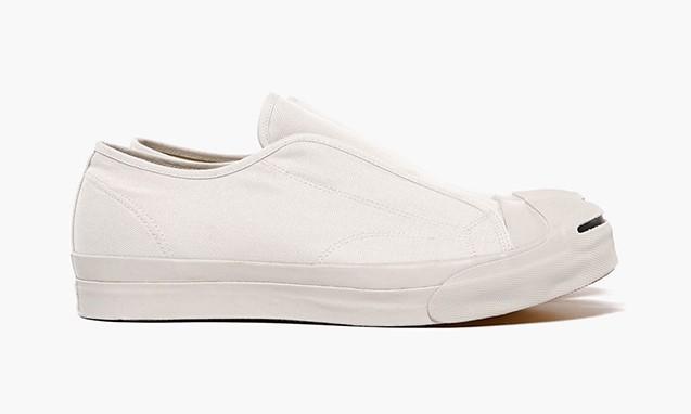 GANRYU COMME des GARÇONS 2015 春夏无鞋带帆布鞋款