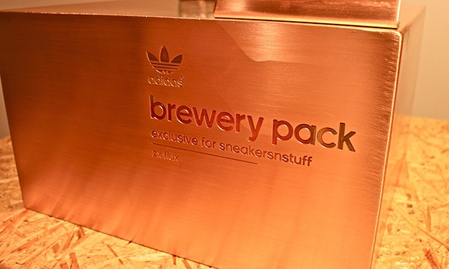 "Sneakersnstuff 伦敦 ""Brewery Pack"" 发布活动回顾"