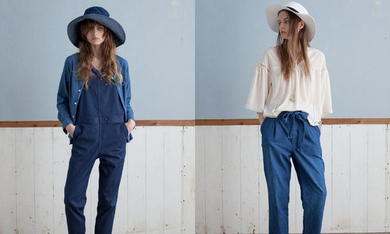 BEAUTY&YOUTH 2015 夏季女装造型搭配 Lookbook