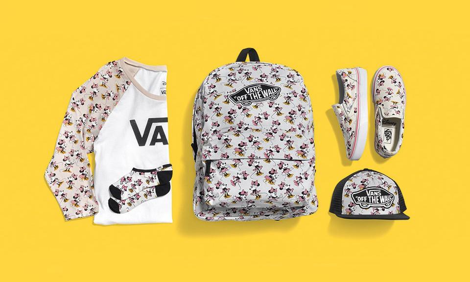 Disney x VANS 2015 夏季「Young at Heart」系列