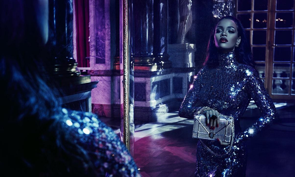 Rihanna 演绎 Dior 《Secret Garden IV》 完整广告片放出