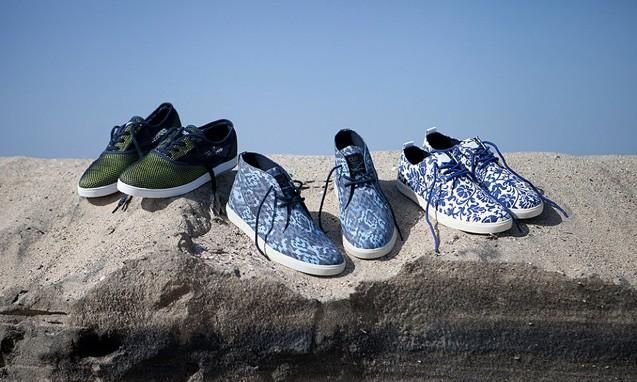 CLAE 2015 夏季新品鞋款系列