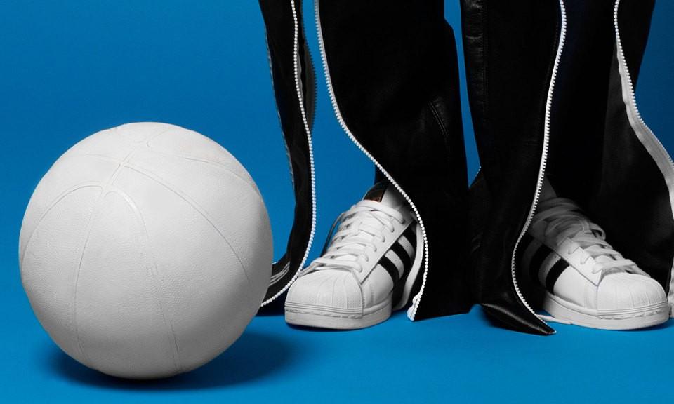 Life in Perfect Disorder x adidas Basketball 2015 春夏系列