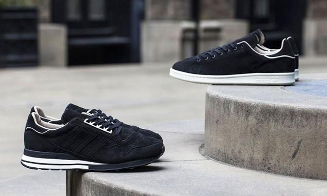 "adidas Originals "" Made in Germany "" Black 鞋款系列"