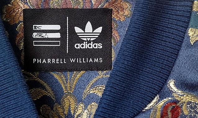 "近赏 Pharrell Williams x adidas Originals ""Jacquard"" 联名系列"