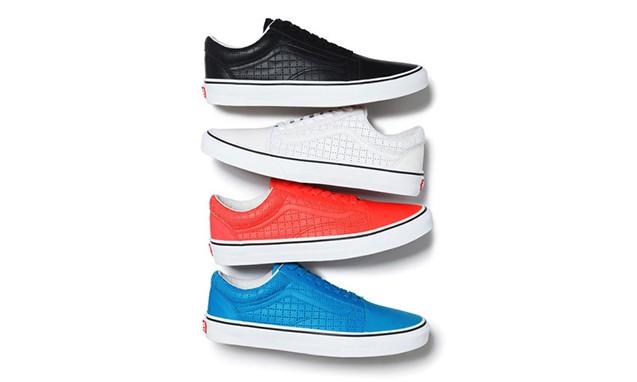 Supreme x Vans 2015 夏季 Old Skool 联名鞋款