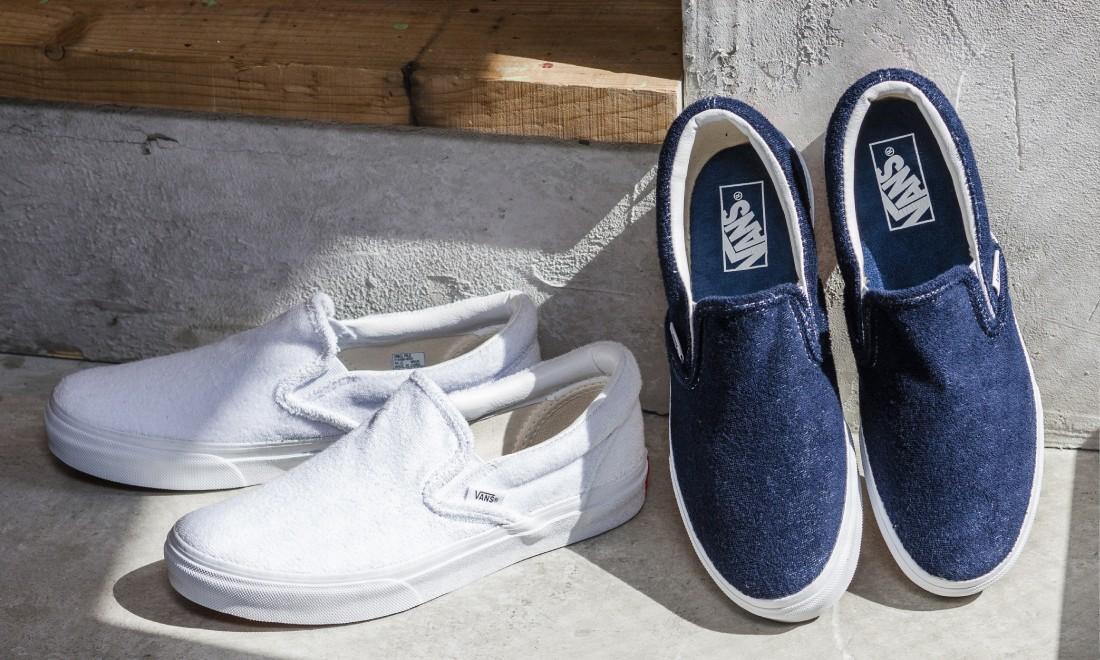 BILLY'S 发售 Vans 「ZOZOTOWN」Slip-On 限定鞋款