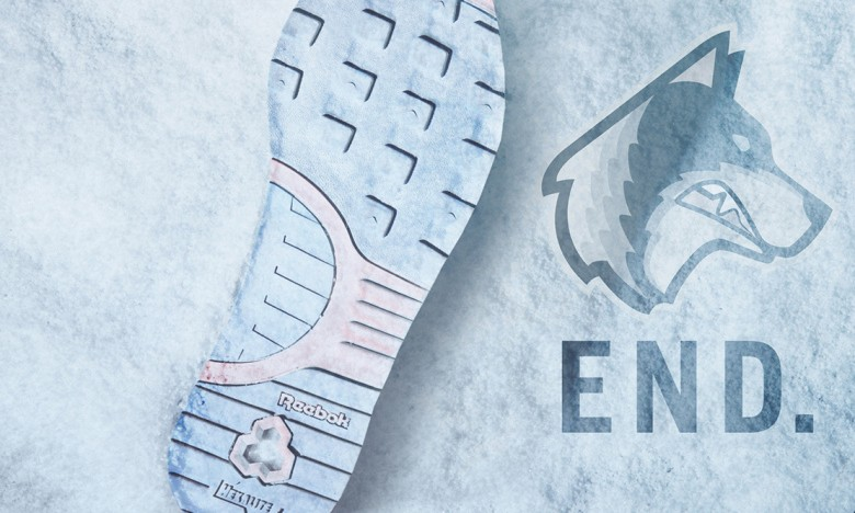 END. x Reebok 打造「Ventilator」联名鞋款