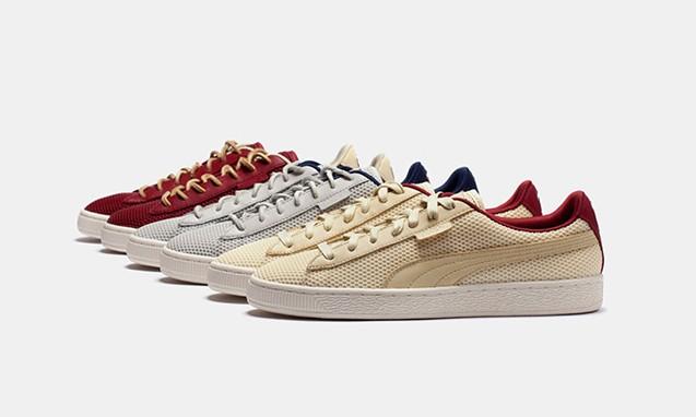 AiméLeon Dore x PUMA States 联名合作鞋款