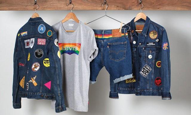 Levi's 为 LGBT 带来 Pride 2015 夏季彩虹系列