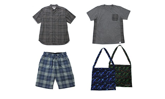 White Mountaineering 2015 初夏系列