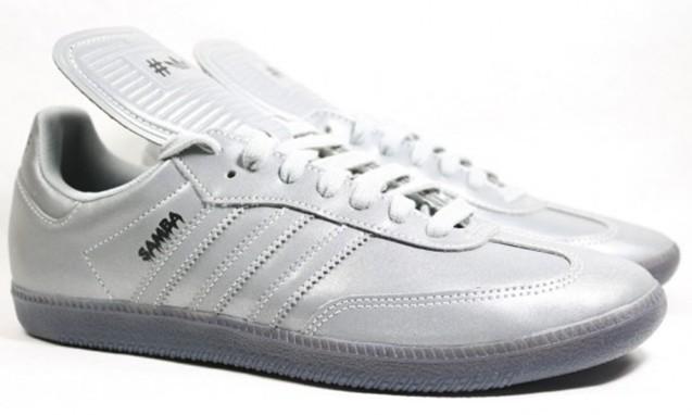 未发售 Been Trill x adidas Samba 鞋款现身折扣店