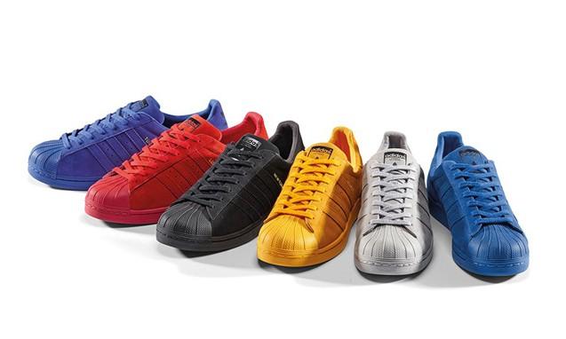adidas Originals Superstar 发布城市主题鞋款系列