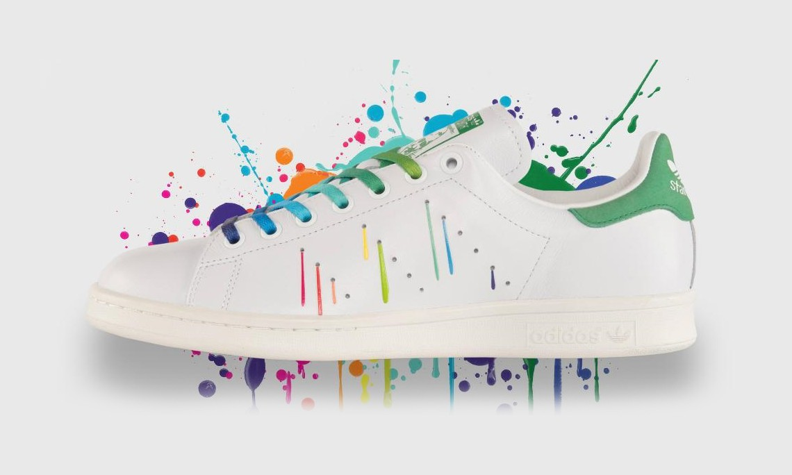 adidas Originals 释出 LGBT 别注 Stan Smith