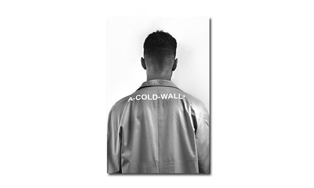A-COLD-WALL* 2015 春夏系列 Lookbook