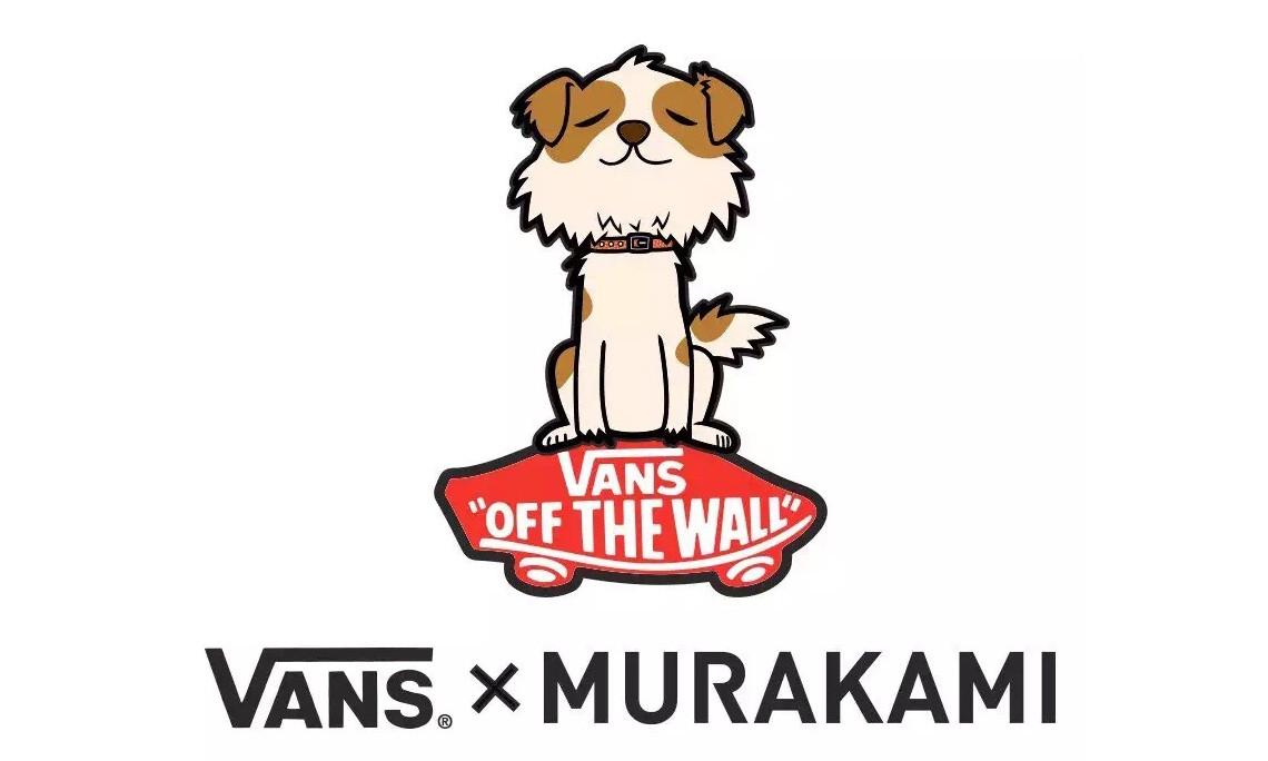 村上隆来了!Vans x MURAKAMI 联名系列不日登场