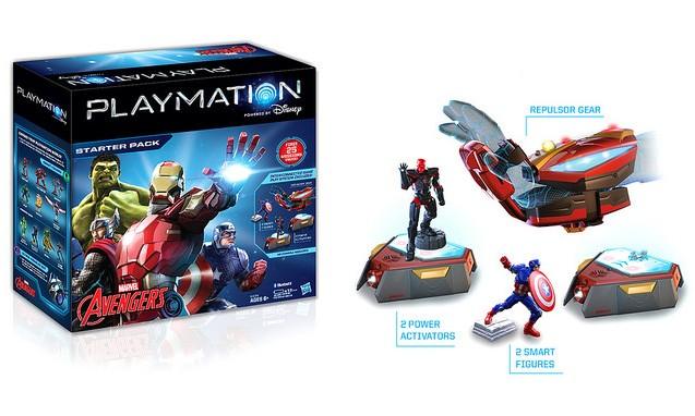 Disney 发布 Playmation 可穿戴式角色扮演玩具系列