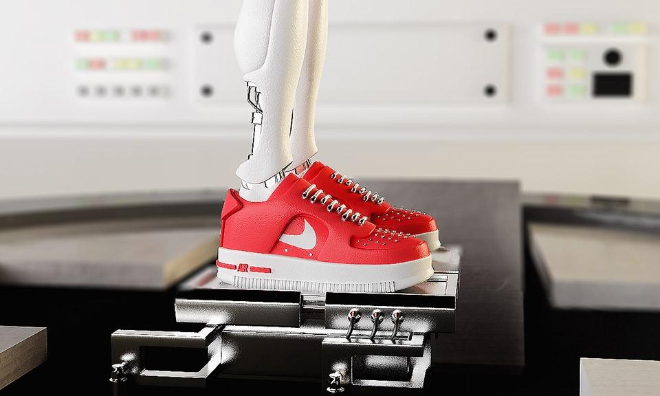 未来再临,Simeon Georgiev 全新机器人鞋款设计释出