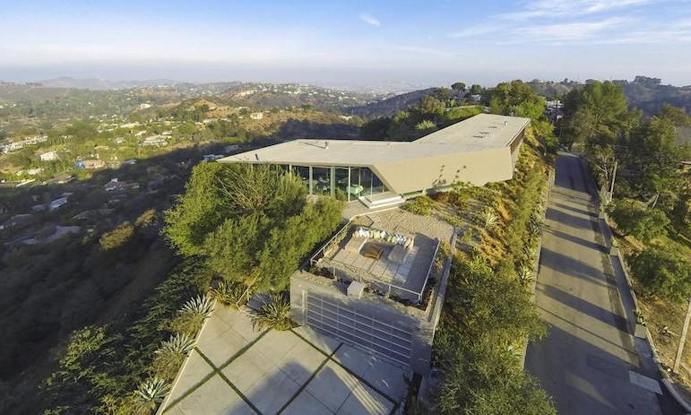 造访 Pharrell Williams $714 万美元全新豪邸