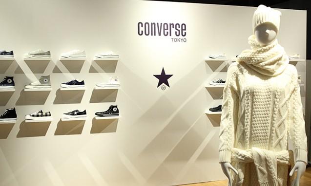 "Converse 创立 ""Converse Tokyo"" 服装支线"
