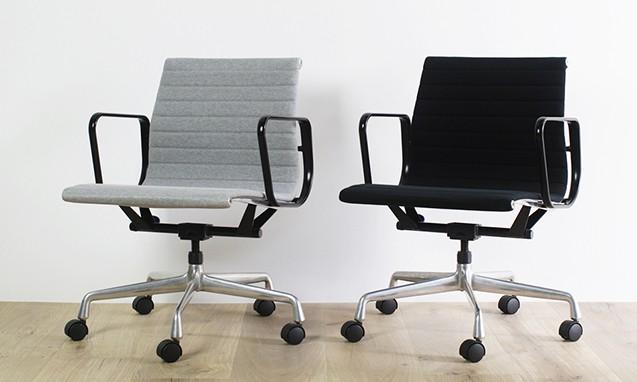 Loopwheeler x BUILDING 5 周年 Eames 铝制会议椅