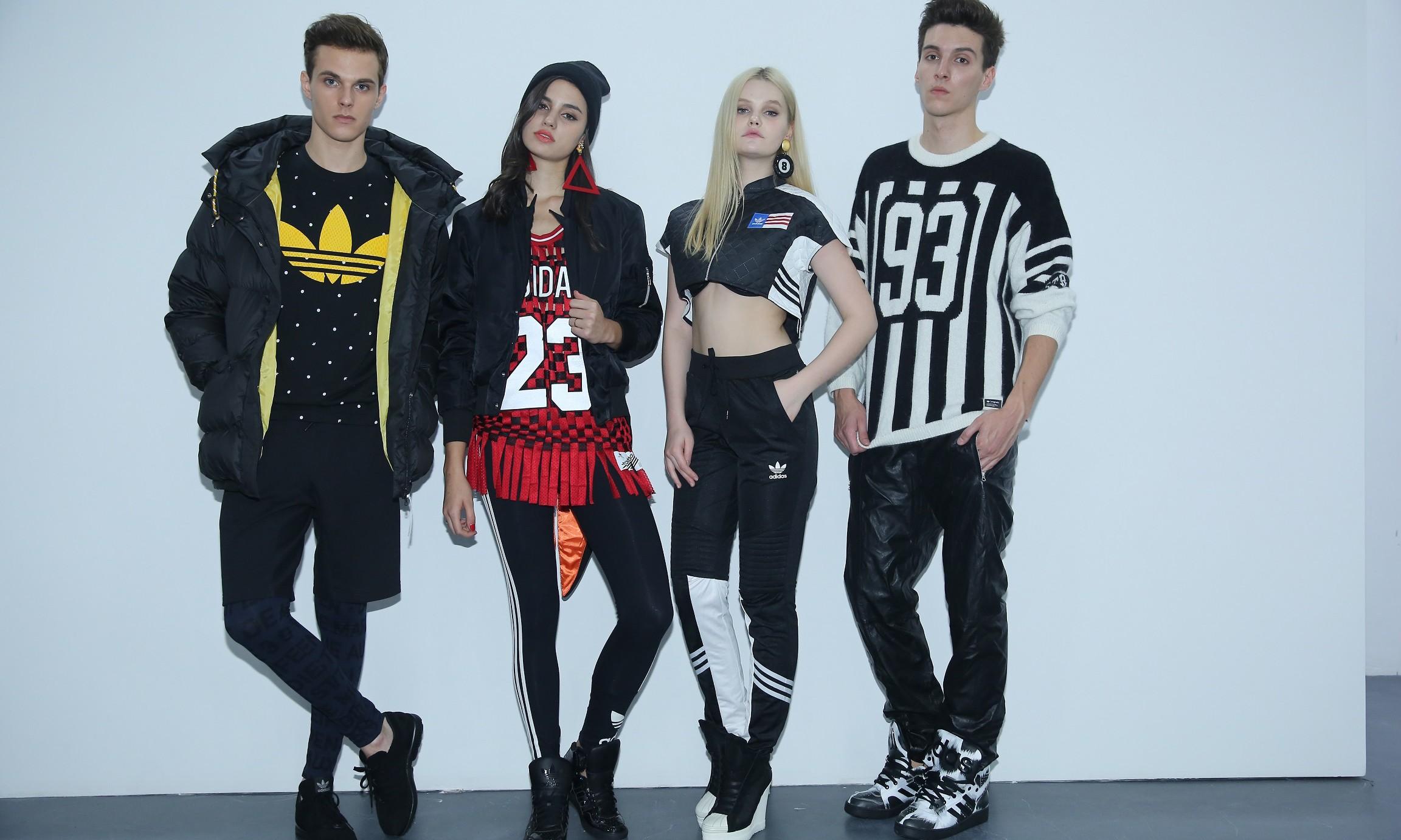 现代美学融入运动,adidas Originals 2015 秋冬系列发布