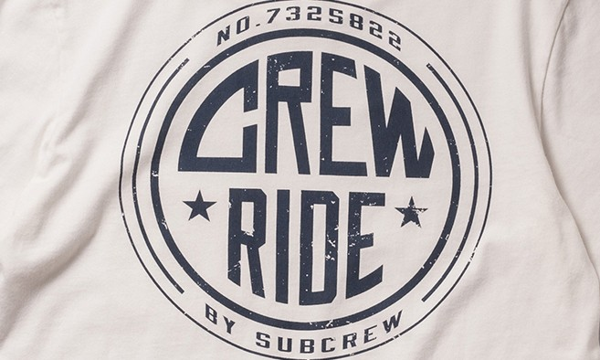 CREW by Subcrew 2015 春夏 T-shirt 系列发布